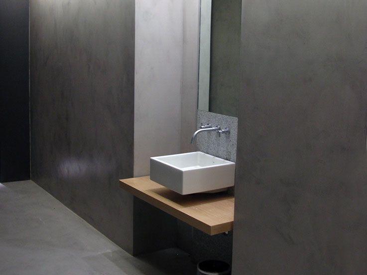 Pavimientos de microcemento en valladolid - Microcemento sobre azulejos ...